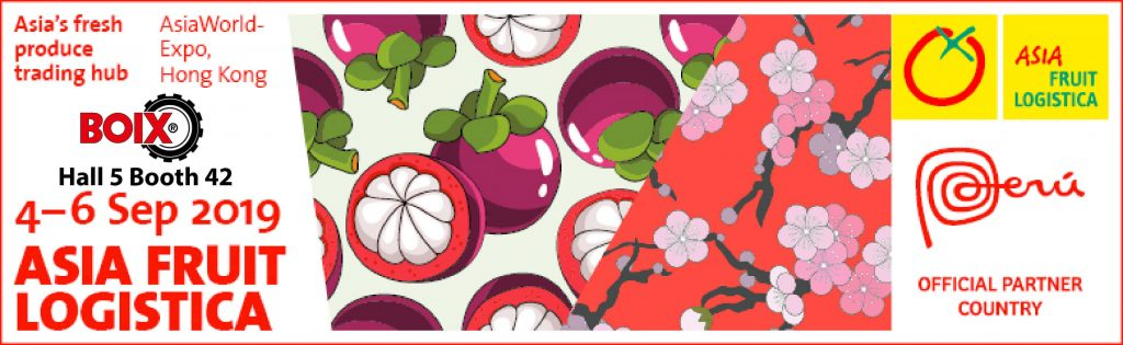 Banner Asian Fruit Logistica