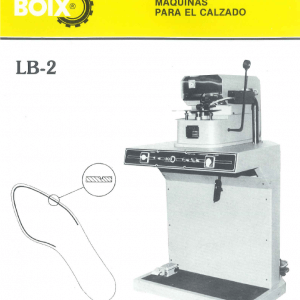 Boix History Machinery