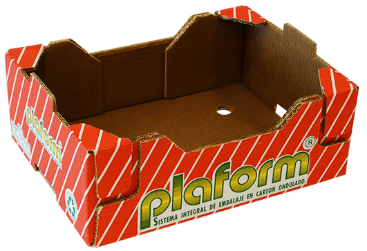 First machine model Plaform® boxes.