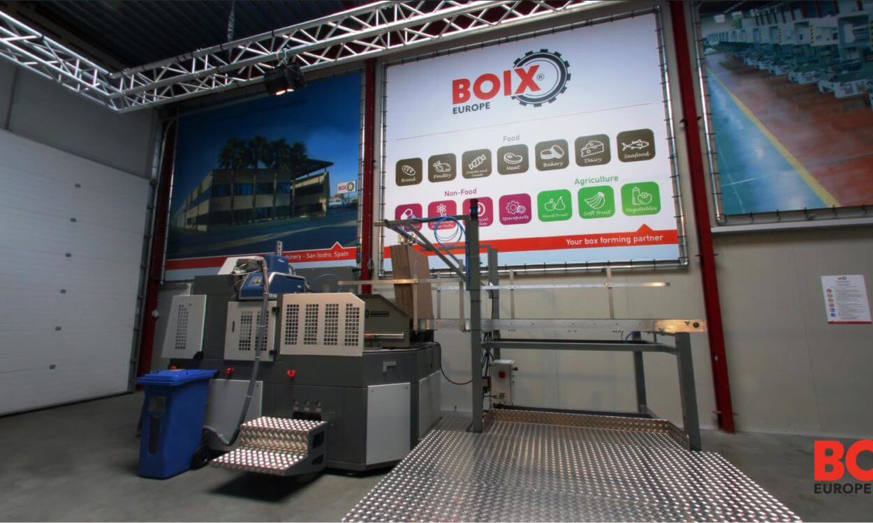 Showroom Boix Europe